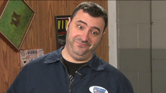 Derp Mike | Red Letter Media (RedLetterMedia.com) | Know Your Meme