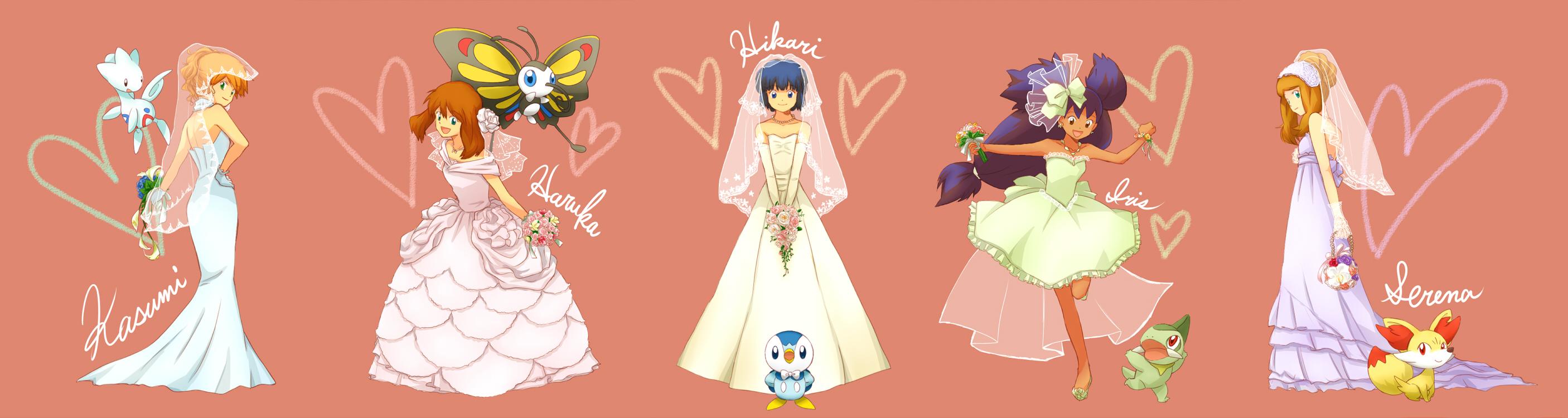 ash u0027s brides pokémon know your meme