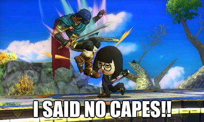 ee3 edna mode is not pleased super smash brothers know your meme