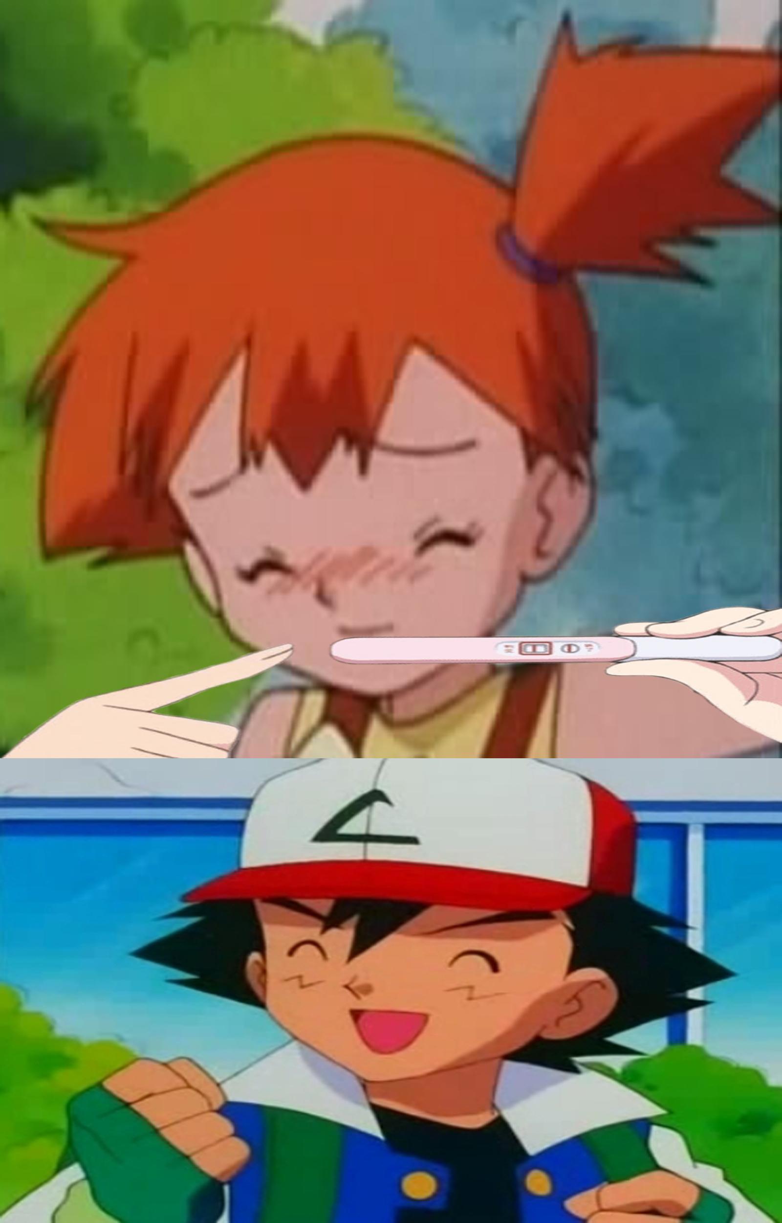 ash and serena memes