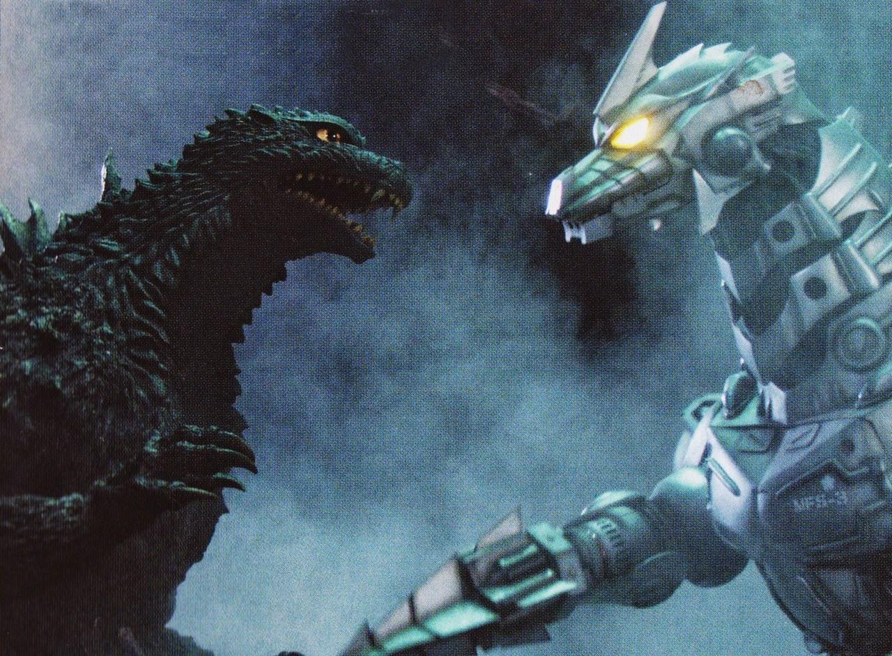 Godzilla vs. Kiryu | Godzilla | Know Your Meme