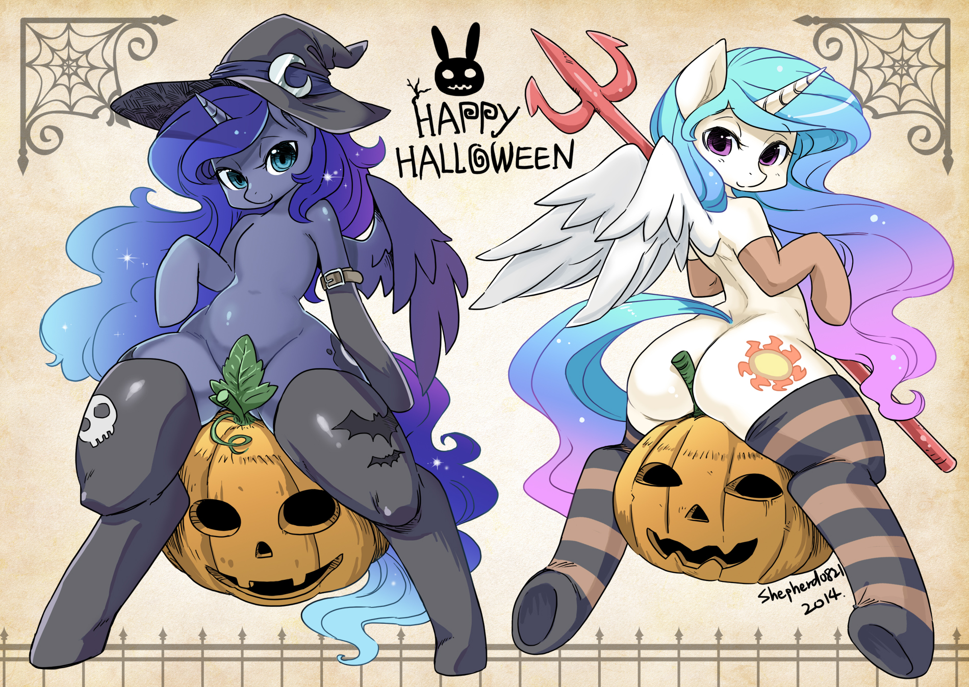 Happy Halloween 2014 | My Little Pony: Friendship is Magic | Know ...