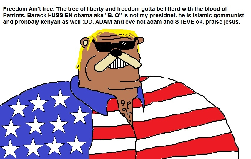 8b2 freedom ain't free know your meme