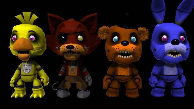 little big fnaf