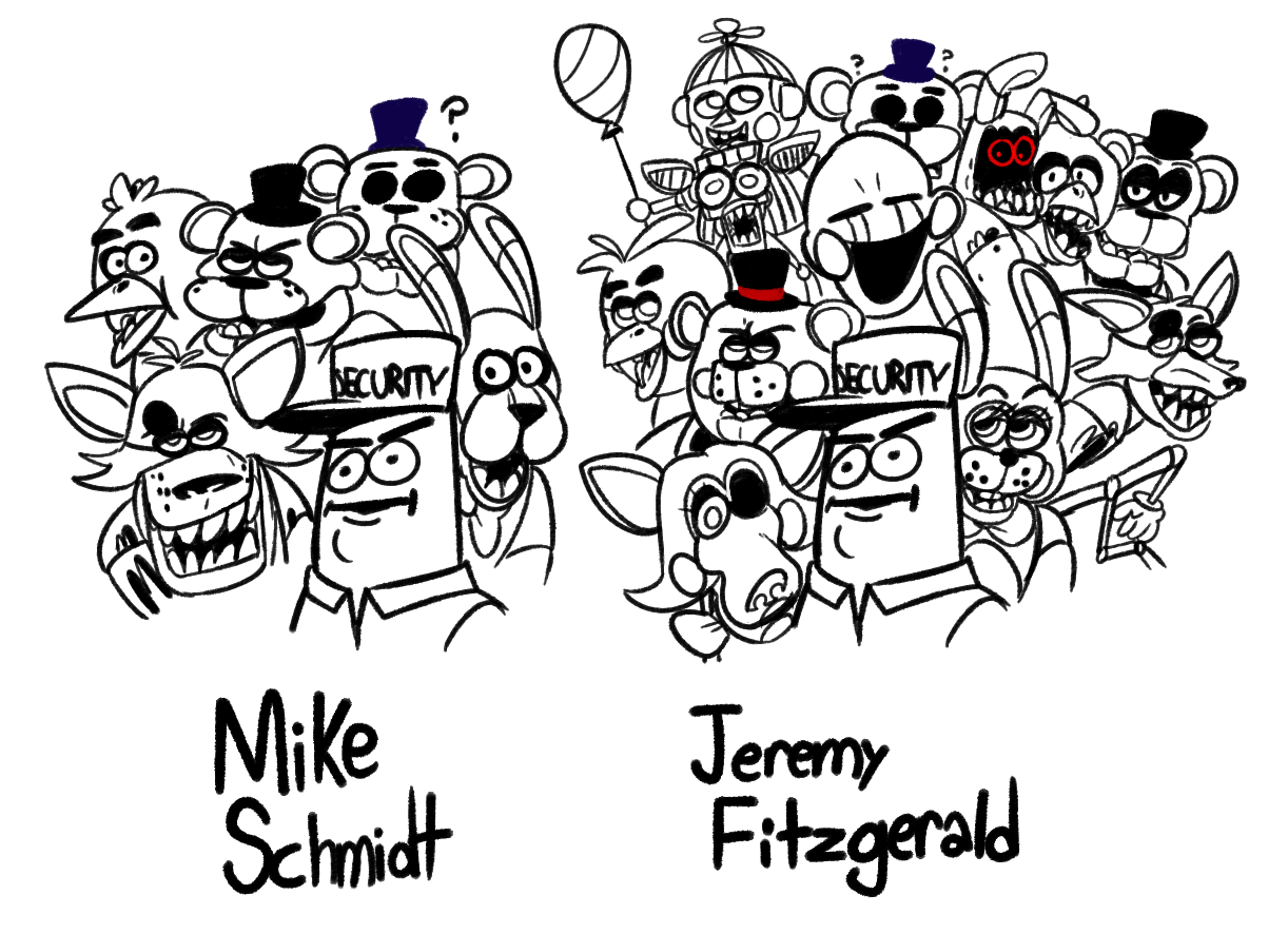 image 863455 five nights at freddy u0027s know your meme