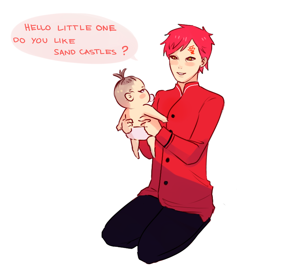 db7 uncle gaara naruto know your meme