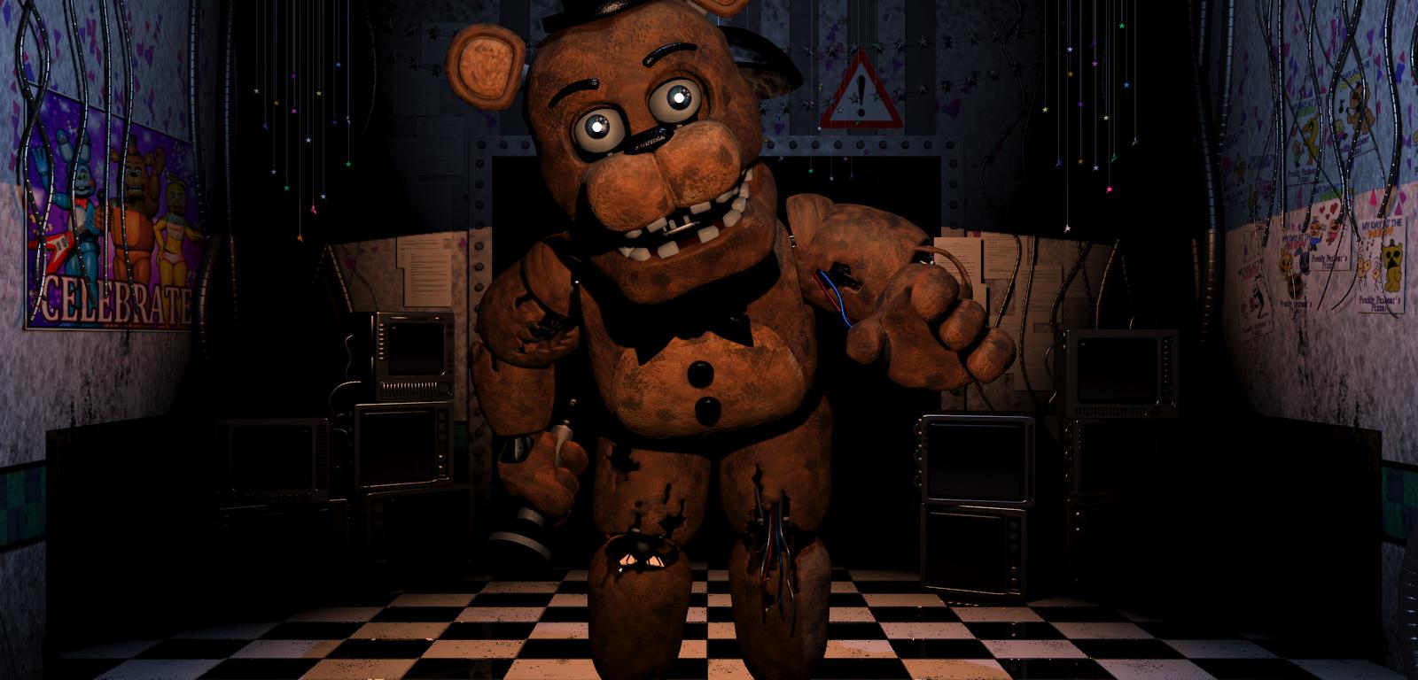 teddy freddy 2