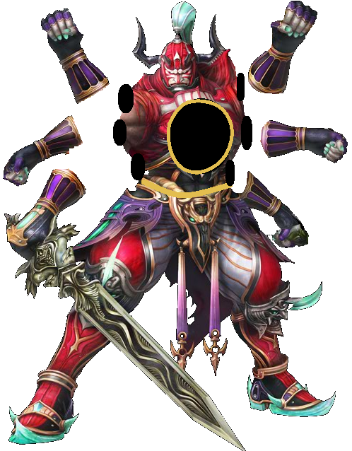 If Gilgamesh Was Hoopa's New Form | Final Fantasy | Know Your Meme