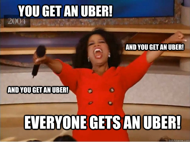 Funny Uber Memes : Image 867181] uber know your meme