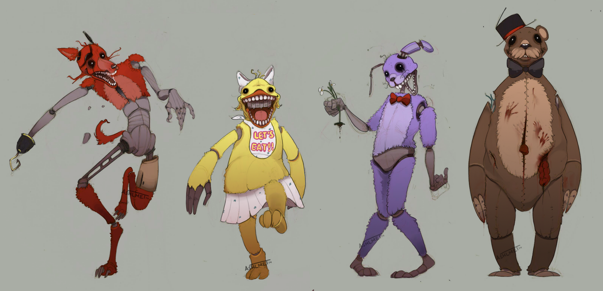 LETS GAT 4 MAGFest Swiper Fictional Character