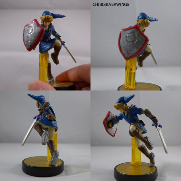 link ocarina of time amiibo