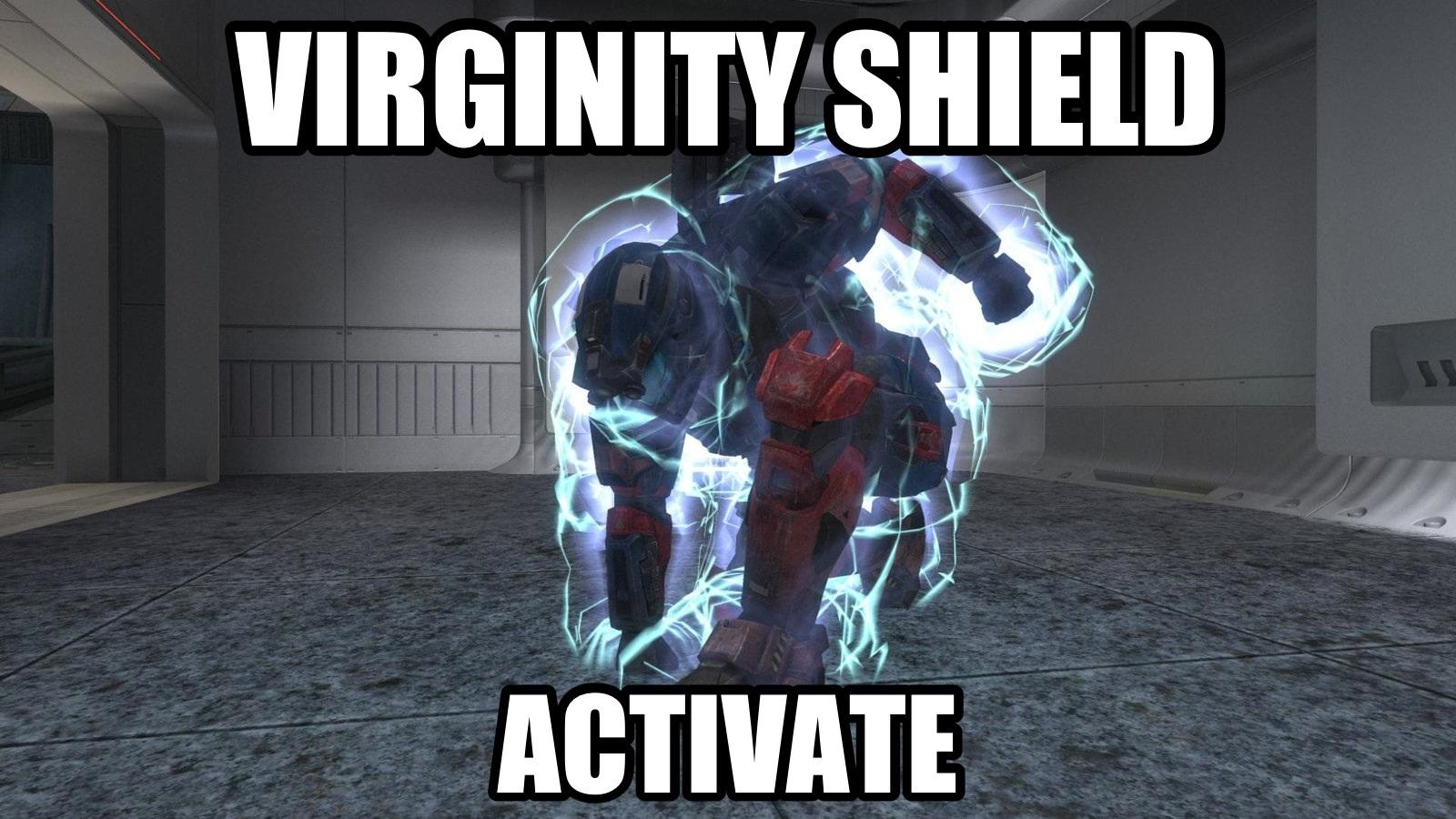 f84 halo reach virginity meme virgins know your meme