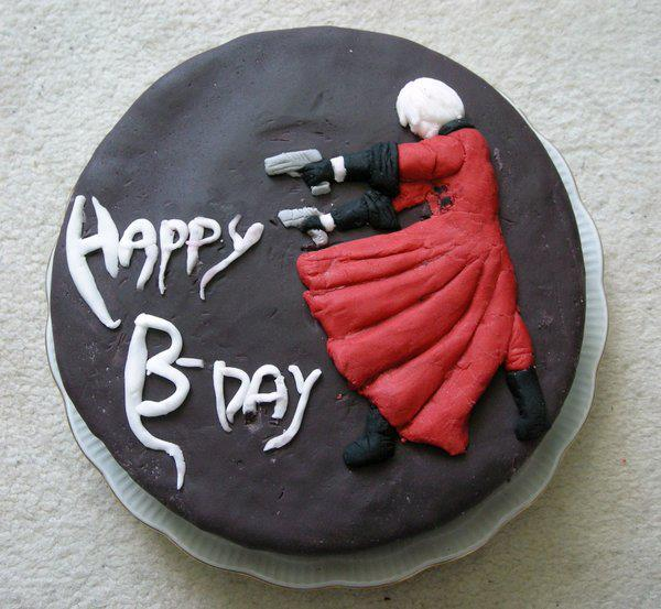 I WANT THAT CAKE Devil May Cry Know Your Meme