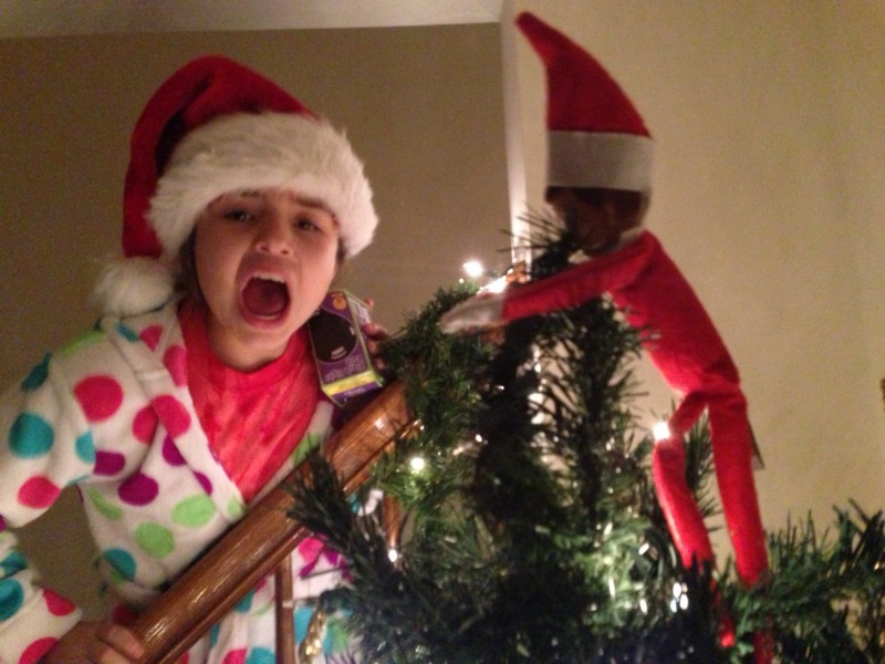 Christmas Tree Elf On The Shelf Know Your Meme