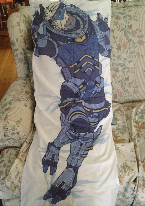 Image result for Halo dakimakura pillow
