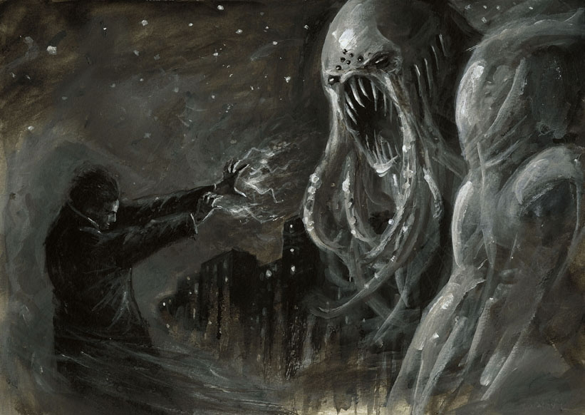 hp lovecraft monsters