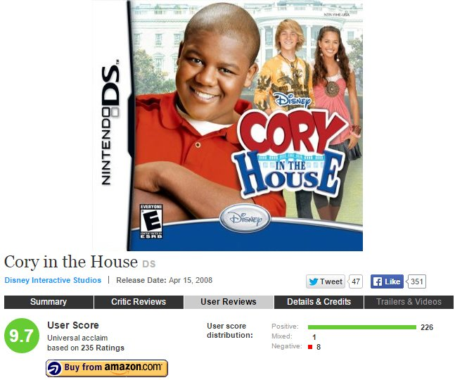 [Image - 881414] | Cory in the House | Know Your Meme