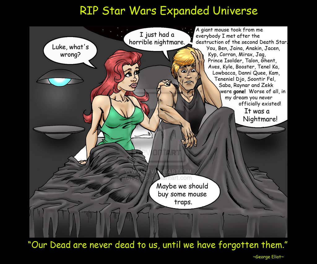 0ce good bye, star wars expanded universe star wars know your meme