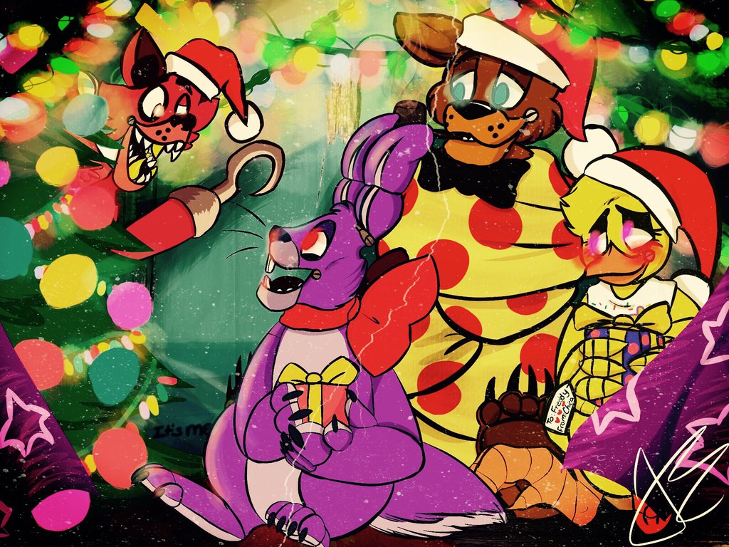 Christmas at Freddy | Five Nights at Freddy's | Know Your Meme
