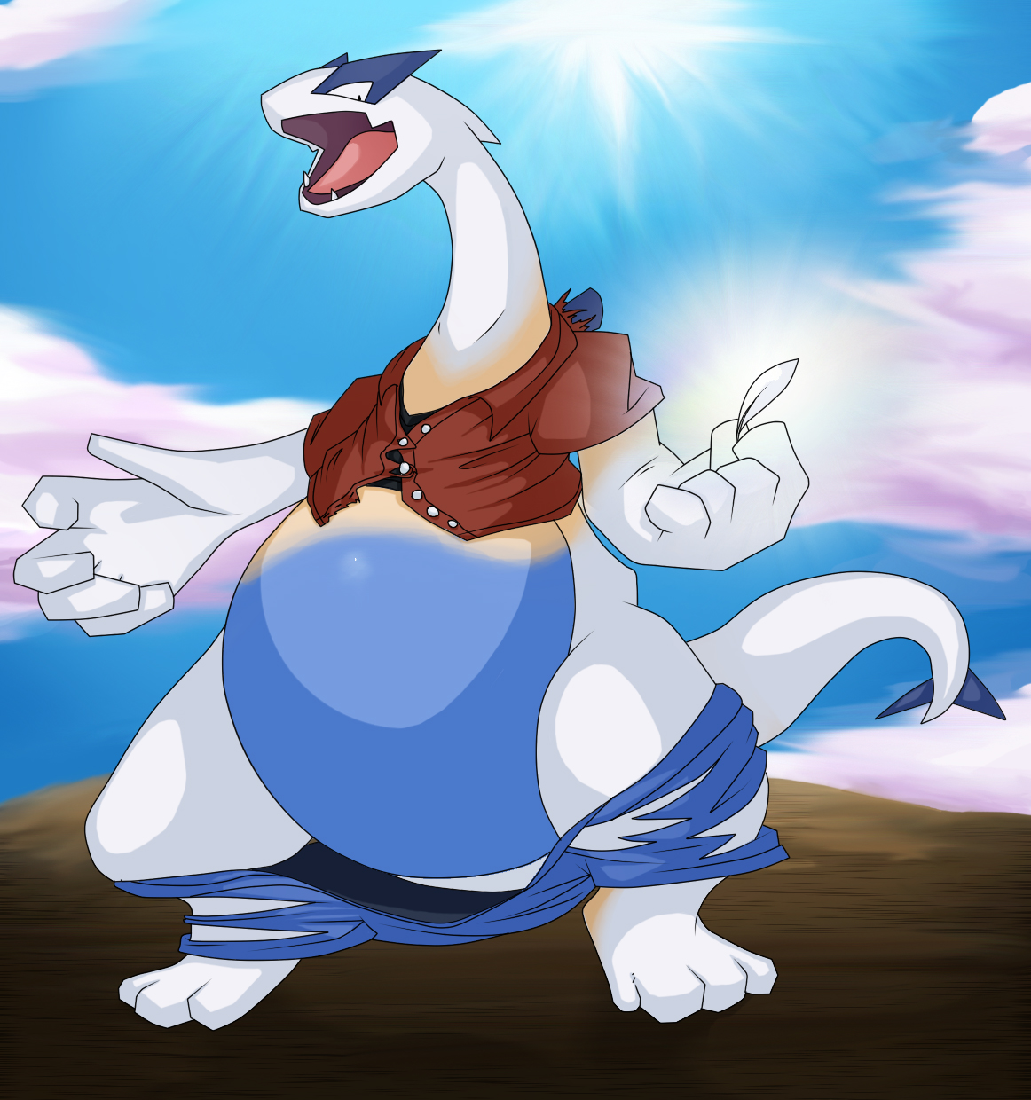Lugia Tf Transformation Tf Know Your Meme