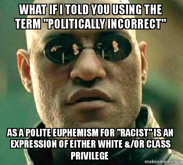 08d morpheus is too politically correct matrix morpheus know your meme