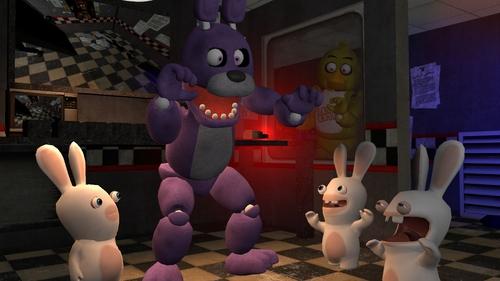 Five Nights At Freddys Gmod Game - Keshowazo