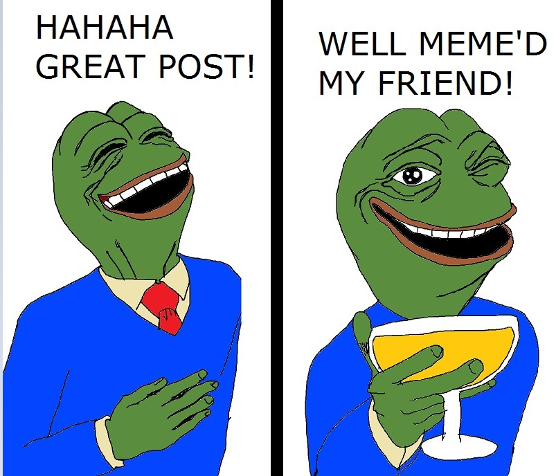985 pepe the frog know your meme,Cartoon Frog Meme