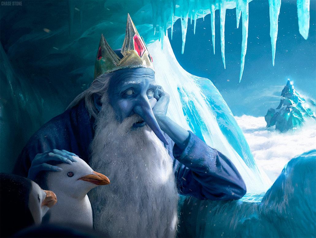 tijd voor avontuur ice king