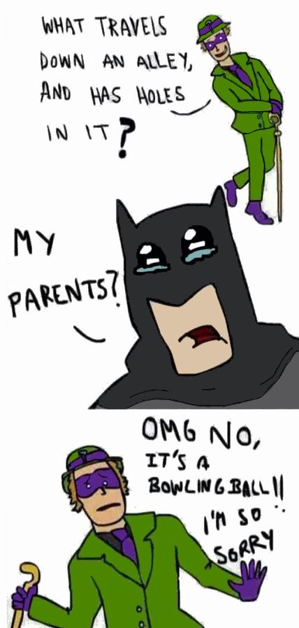 Intense batman quotes