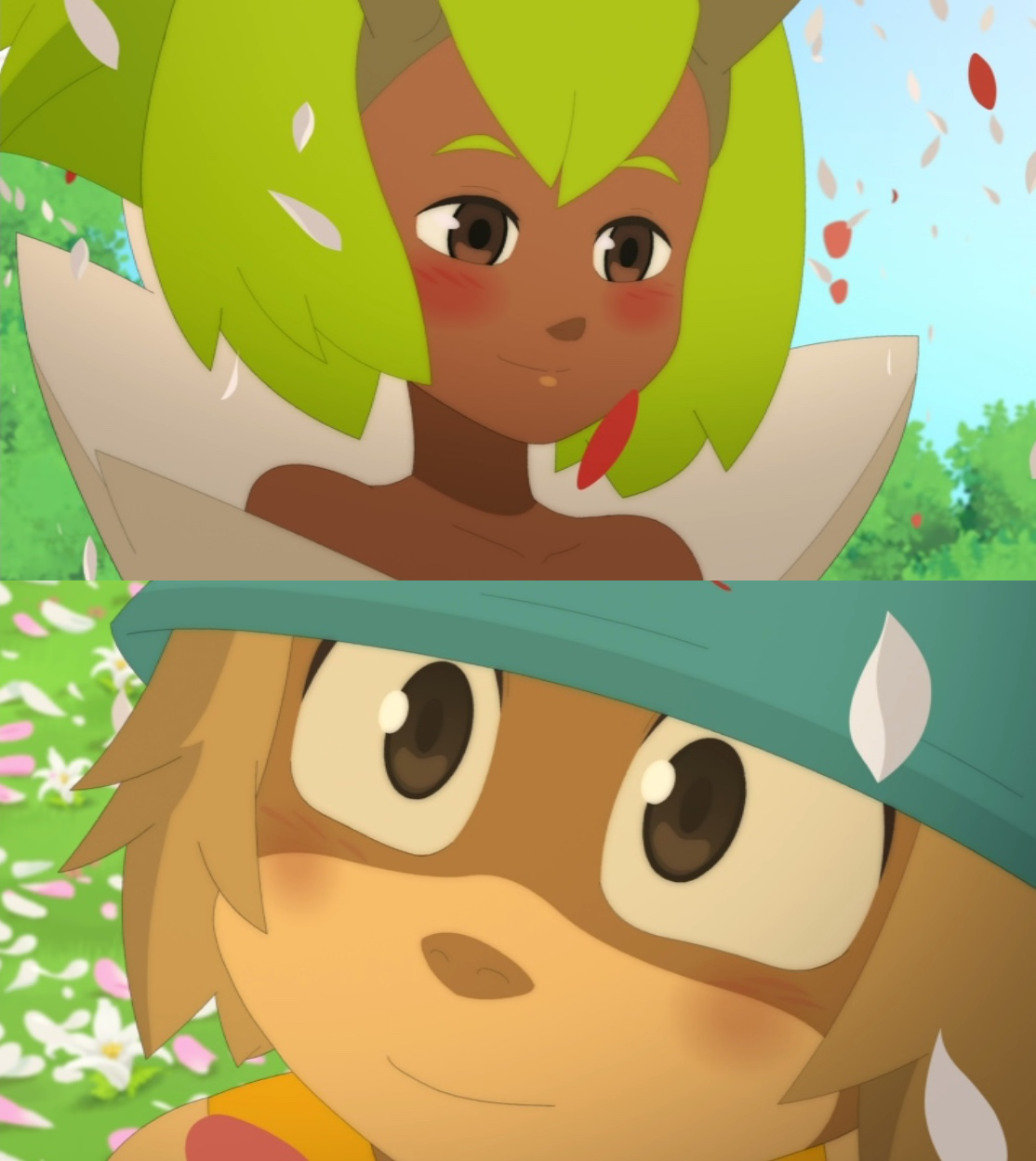 Wakfu Amalia And Yugo