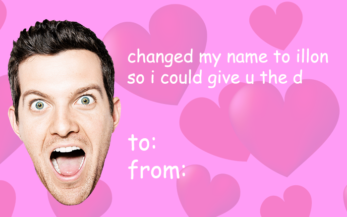 Dillon Francis ECard Valentines Day Ecards – E Valentine Cards