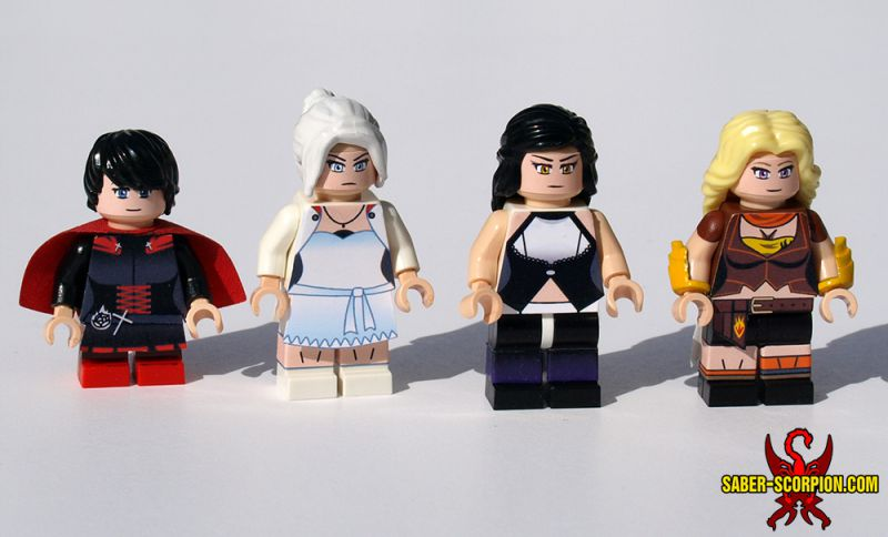 Lego RWBY!   RWBY   Know Your Meme