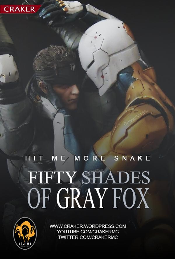 Fifty Shades of Gray Fox | Fifty Shades of Grey | Know Your Meme