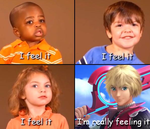 I Feel It Meme Space