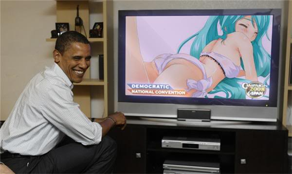 obama hentai