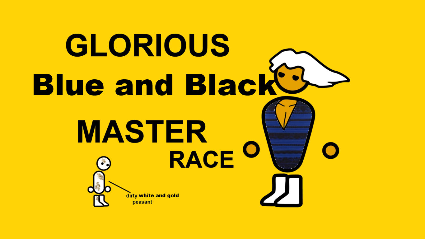 Colors Of Yellow thedress / what color is this dress? | know your meme