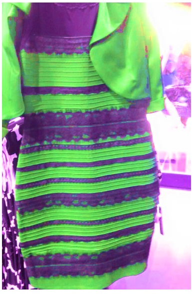 #TheDress / What Color Is This