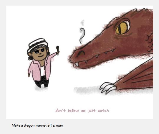 Uptown Funk Mrjatt: Make A Dragon Want To Retire Man By Heckofabecca