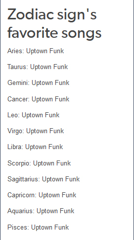 zodiacs favorite song uptown funk know your meme
