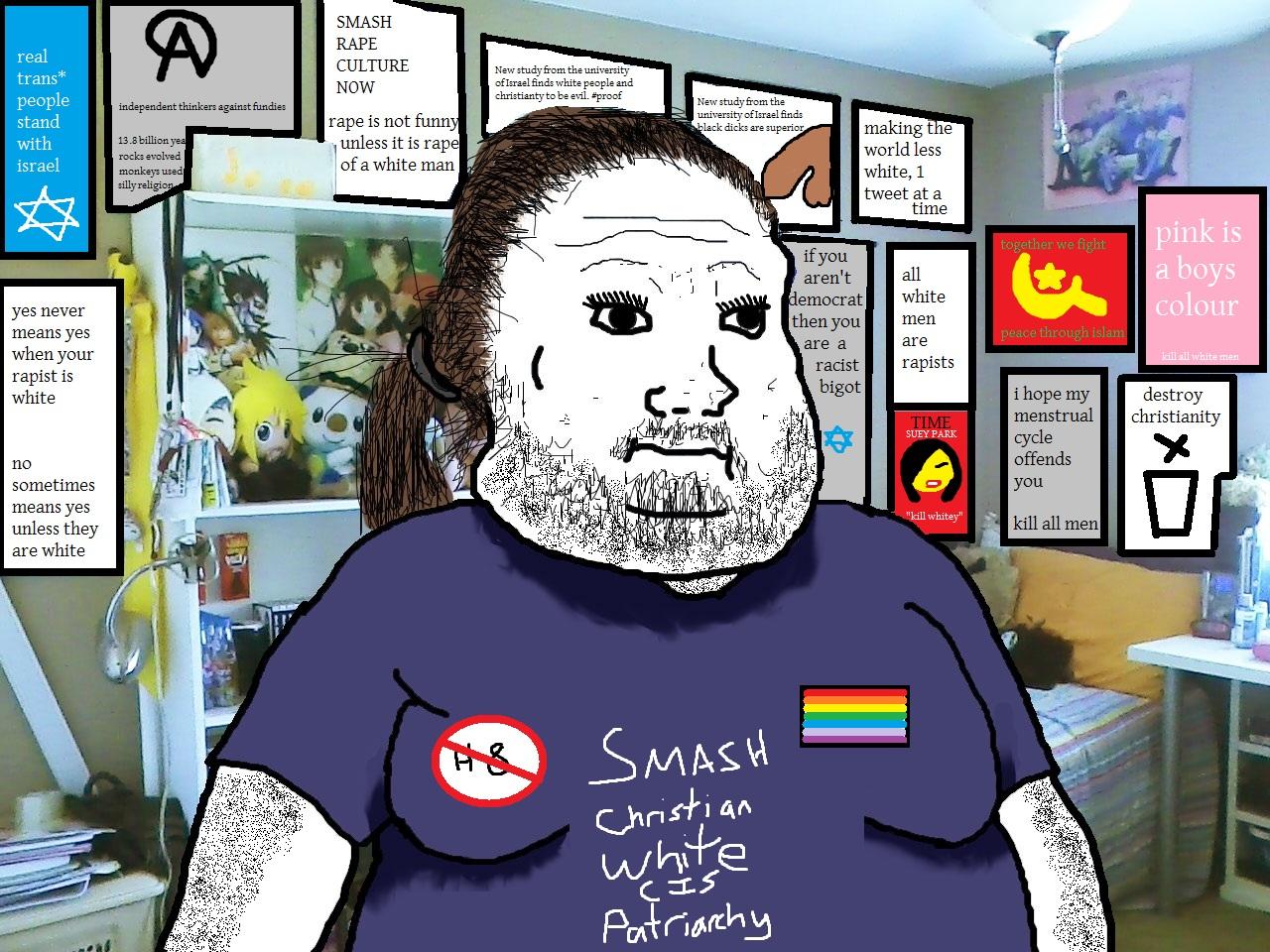 Interracial Rape Cartoons Best social justice basement dweller | social justice warrior | know