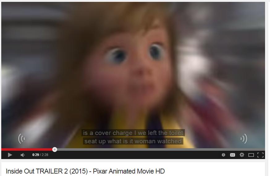 f03 youtube automatic caption fail know your meme
