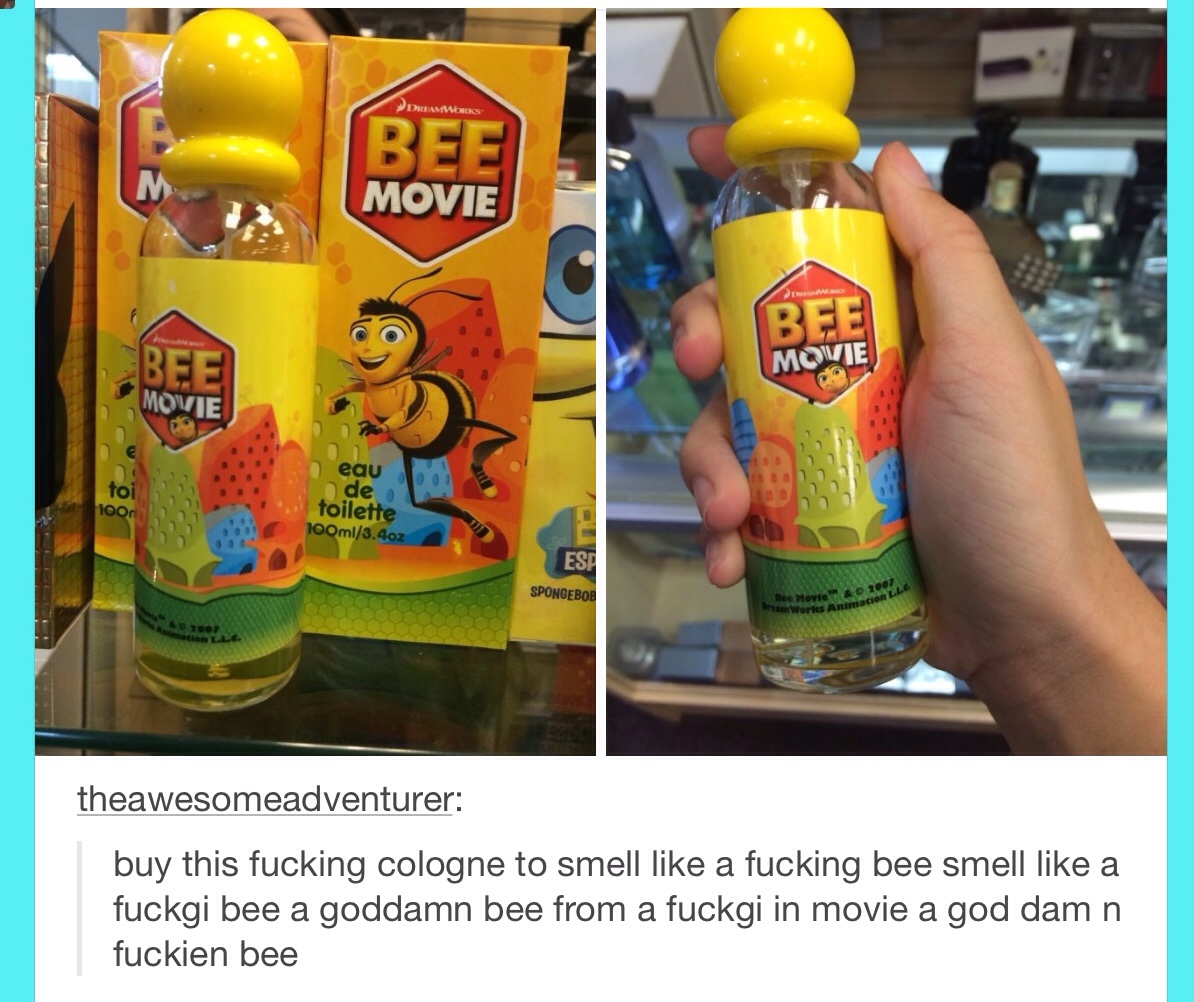 ce9 bee cologne bee movie know your meme,Why Is Bee Movie A Meme