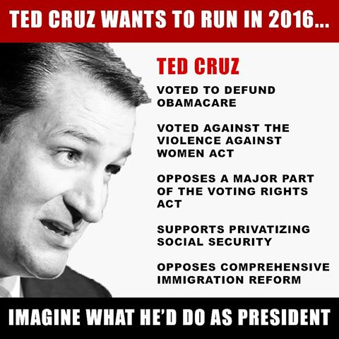 Ted Cruz Quotes Extraordinary Some Facts  Ted Cruz  Know Your Meme