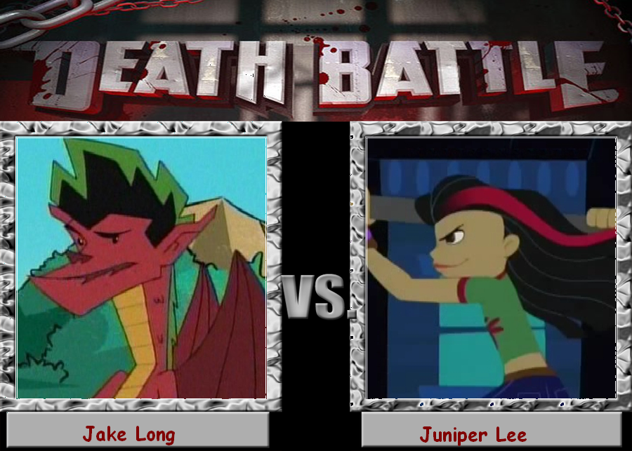 jake long the american dragon characters