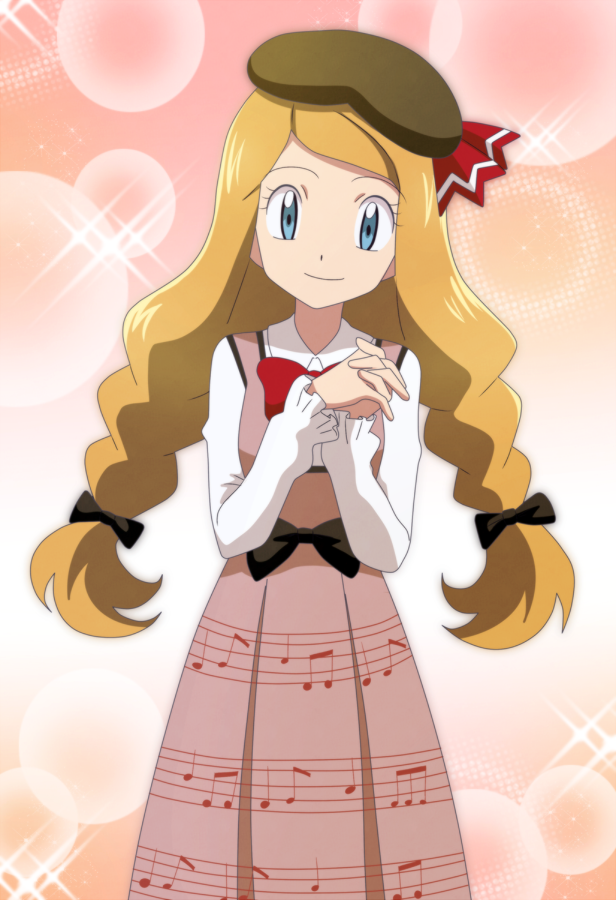 A New Outfit Pokémon Know Your Meme - Hair colour pokemon x