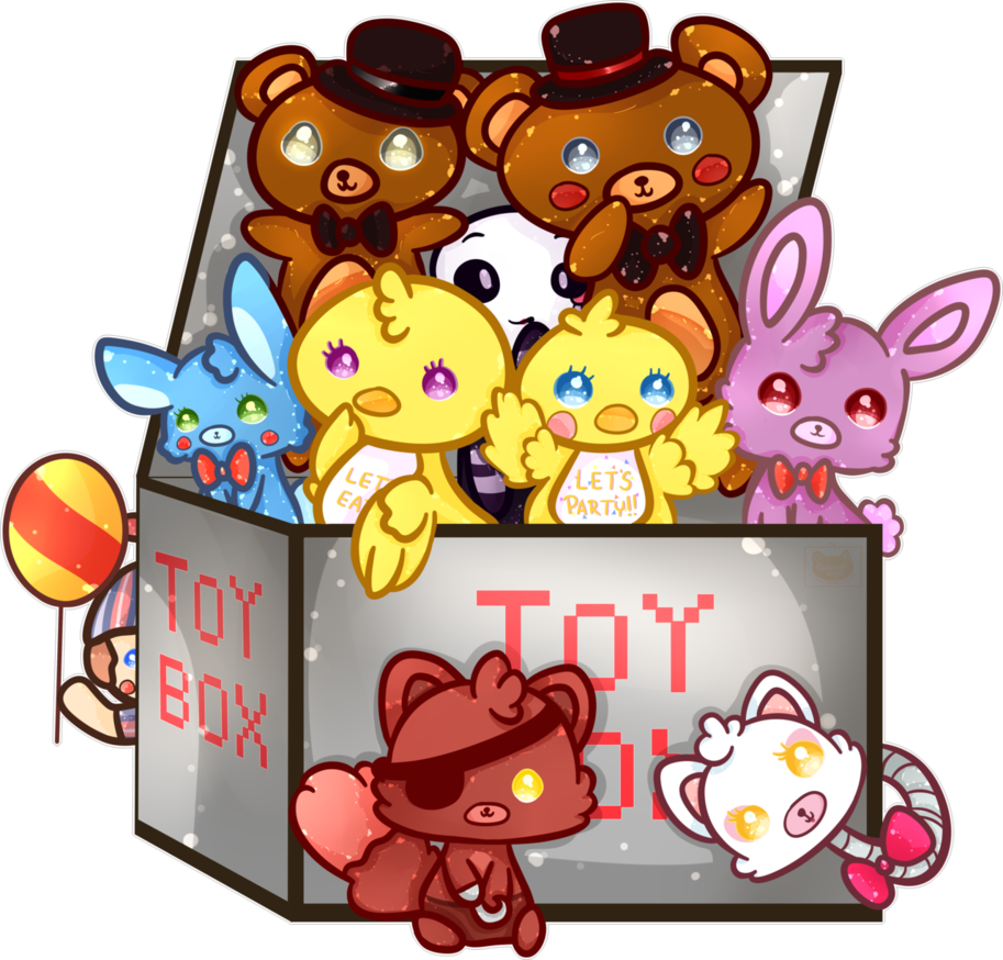 Cute five nights at freddy 39 s know your meme - Fnaf cute pictures ...