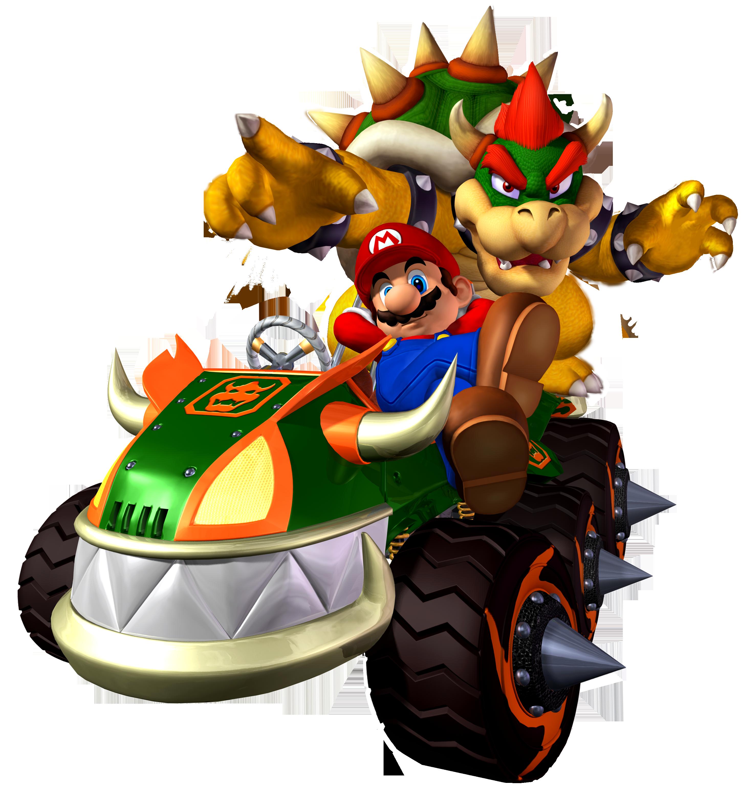 Mario Amp Bowser Mario Kart Know Your Meme