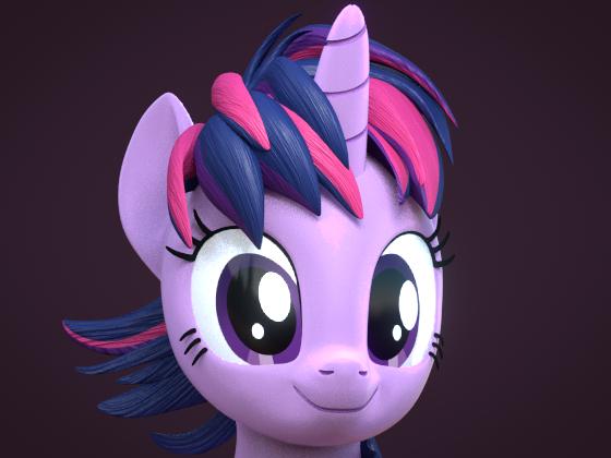 Twilight Sparkle Pinkie Pie Princess Luna Celestia Pony Pink Purple Mammal Violet Vertebrate Horse Like