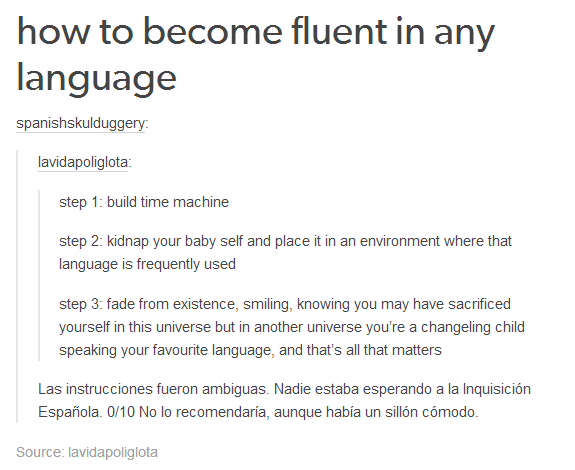 how to become fluent inuktitutait
