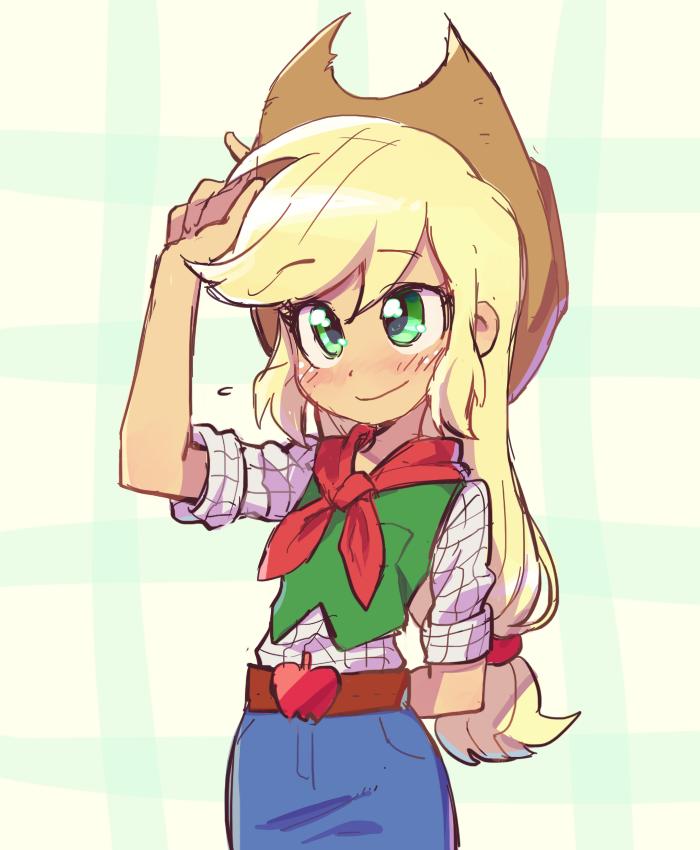 Best farmer girl | My Little Pony: Equestria Girls | Know Your Meme